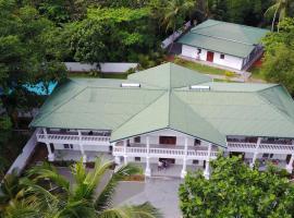 Samsara Hotel, отель в Бентоте