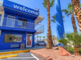 Motel 6-Las Vegas, NV - I-15, hôtel à Las Vegas