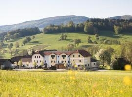 Landhotel Gafringwirt, Hotel in Euratsfeld