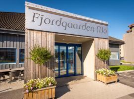 Fjordgaarden Mo, hotel in Mo i Rana