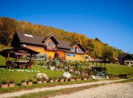 Dumbrava Ursului, hotel in Zărneşti