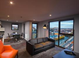 Dream Apartments Quayside, hotel in Newcastle upon Tyne
