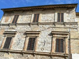 Palazzo Calocci appartamenti in Assisi, apartment in Assisi