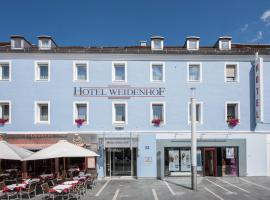 Hotel Weidenhof, Hotel in Regensburg