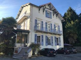 Hôtel Montilleul, hotel in Pau