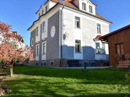1st Republic Villa - Adults only, hotel near St. Martin Chapel, Český Krumlov