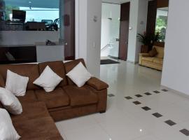 Hotel Sol de Piedemonte, отель в городе Йопаль