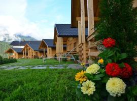 Alpenchalets Mair, cabin in Sesto