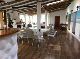 Casa Samana Wasi, accessible hotel in Urubamba