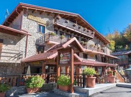 Hotel Palaghiaccio, hotel a Torre Caprara