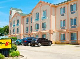 Super 8 by Wyndham Irving/DFW Apt/North, hotel in Irving
