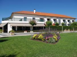 Hotel des Pins, hôtel à Soulac-sur-Mer