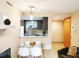Mazi Apartments Terrace, hotel in Mataró