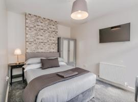 Newhall Lodge, hotel near Norton Canes Services M6 Toll, Cannock