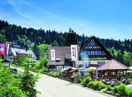 Hotel-Berggasthof Schwarzwaldperle, hotel in Sasbachwalden