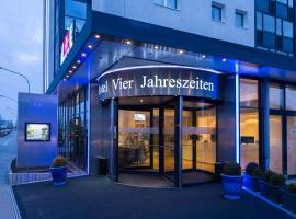 Hotel Vier Jahreszeiten Lübeck, hotel i Lübeck