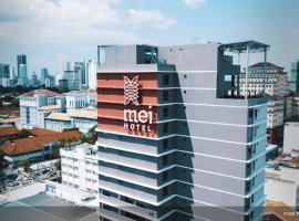 Mei Hotel, hotel near Gurney Drive, George Town
