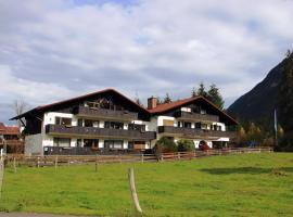 Farchanter Alm, self catering accommodation in Farchant