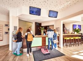 DJH-Gästehaus Bermuda3Eck, готель у місті Бохум