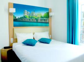 Hotel De Paris, hotel near Palace of Versailles, Boulogne-Billancourt