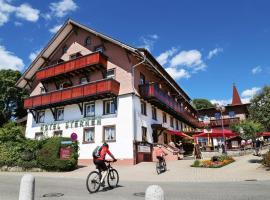 Wochner's Hotel-Sternen Am Schluchsee Hochschwarzwald, hotel en Schluchsee