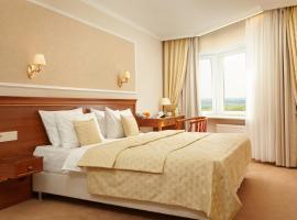 Гостиница Октябрьская, отель в Нижнем Новгороде