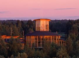Hotelli-Ravintola Liminganlahti, hotel near Oulu Airport - OUL, Liminka