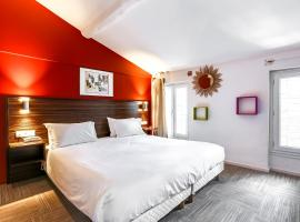 Hotel Le Mistral, boutique hotel in Cannes