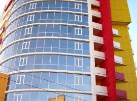 City-отель Богемия, отель в Саратове