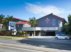 Airport Motel Brisbane, motel in Brisbane