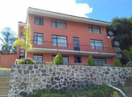 Casa Amelia Hotel Boutique, hotell sihtkohas Zacatlán