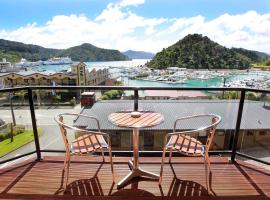 Harbour View Motel, motel in Picton