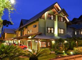 Pousada Ares da Serra, hotel with pools in Gramado