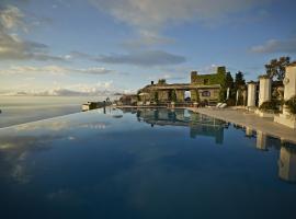 Caruso, A Belmond Hotel, Amalfi Coast, accessible hotel in Ravello