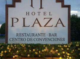 Hotel Plaza, hotel en Santiago de Veraguas