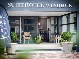 Suitehotel Windhuk, Hotel in Westerland