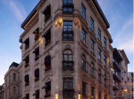GALATA M84, ξενοδοχείο διαμερισμάτων στην Κωνσταντινούπολη