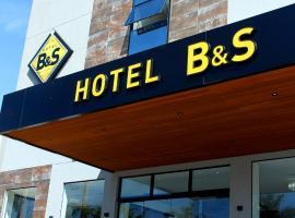 Hotel B&S, hotel in Nova Andradina