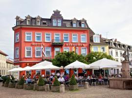 Hotel Hirschen, hotel in Konstanz