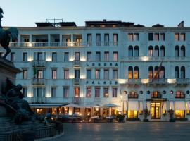 Hotel Londra Palace, hotel perto de Praça São Marcos, Veneza