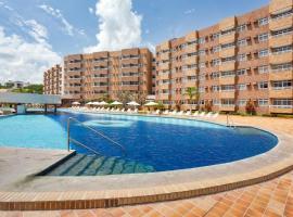 Aptos Gran Lencois Flat Res., spa hotel in Barreirinhas