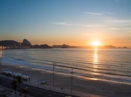 Atlântica Flats Copacabana, apartment in Rio de Janeiro