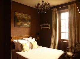HOTEL DE L'ABBAYE DE LONGPONT, hotel en Longpont