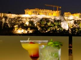 Athens Cypria Hotel, hotel in Athens
