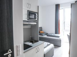 FirstSleep Boardinghouse Griesfeldstrasse München, serviced apartment in Munich