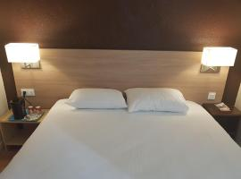 Brit Hotel Essentiel Tours Nord, hotel in Tours