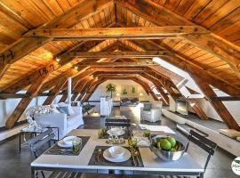 Hermès Suite, holiday home in Salerno
