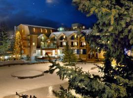 Jupiter Hotel, отель в Цахкадзоре