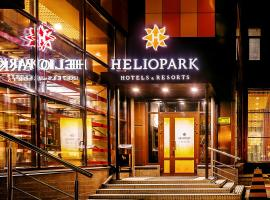 HELIOPARK Cruise, отель в Пензе