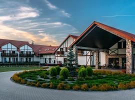 Mikołajki Resort Hotel & Spa Jora Wielka – hotel w mieście Mikołajki